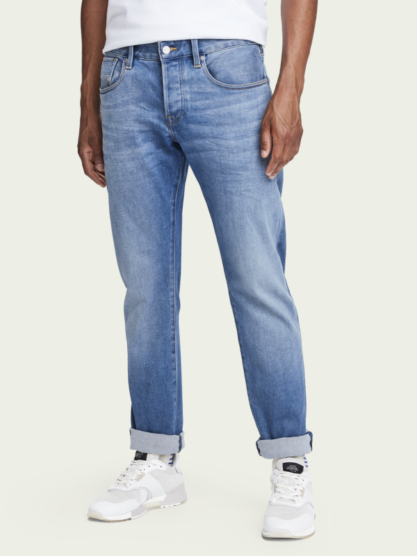Scotch & Soda Ralston Spyglass Light Jean