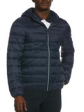 Original Penguin Navy Lightweight Puffer Jacket