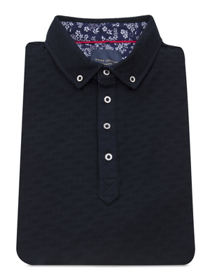 Guide London Navy Polo
