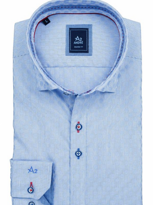 A2 by Andre Perry Blue Shirt