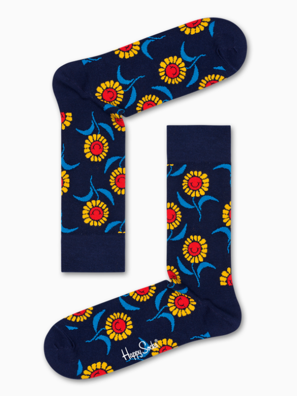 Happy Socks Sunflower Socks