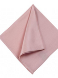 Monti Rose Silk Pocket Square