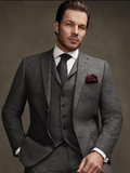 Skopes Harcourt Grey Tailored Fit Jacket