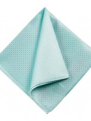 Monti Mint Micro Dot Silk Pocket Square