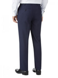 Skopes Harcourt Navy Slim Fit Trouser