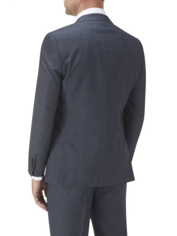 Skopes Harcourt Blue Tailored Fit Jacket