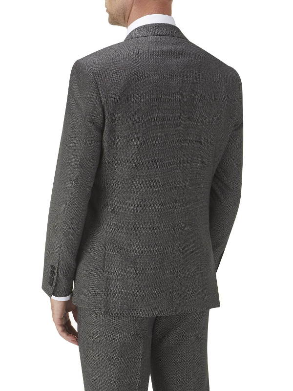 Skopes Harcourt Grey Tapered Fit Jacket