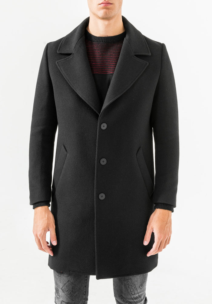 Antony Morato Wool Coat