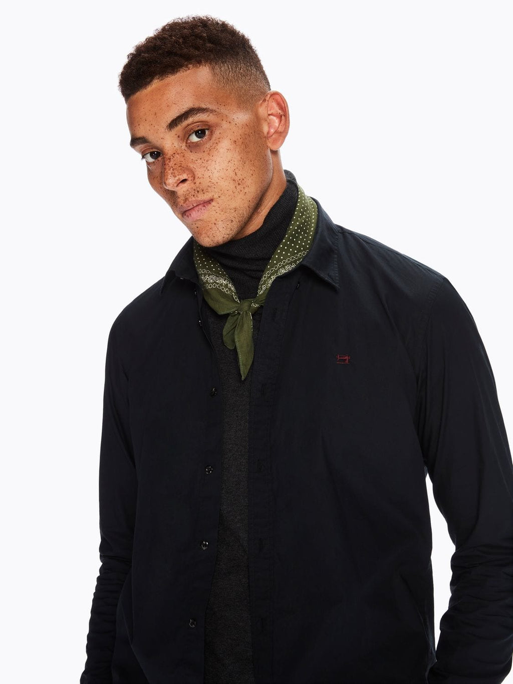 Scotch & Soda Classic Poplin Shirt