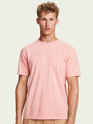 Scotch & Soda Peach T-Shirt
