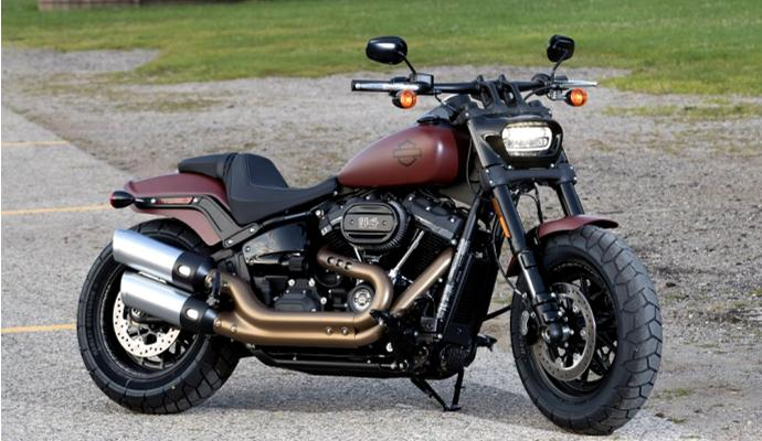 What do you think of H-D's new Softail lineup? ( Photo by Brian J. Nelson)