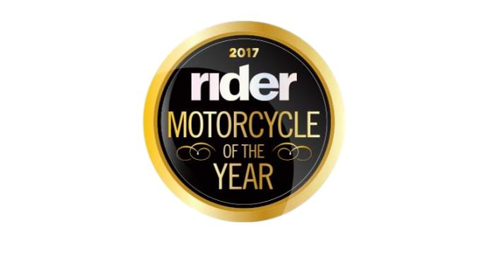 Rider's 2017 Motorcycle of the Year is the Harley-Davidson Milwaukee-Eight Touring Family