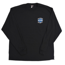 NYC Exclusive BEAMS OF LIGHT Black Long Sleeve Shirt