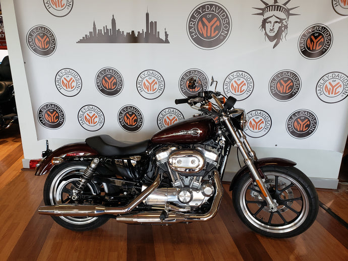 2019  PRE- OWNED HARLEY- DAVIDSON  XL883L