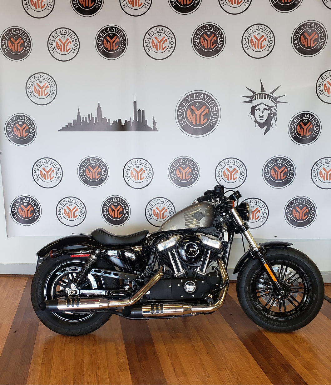 2016  PRE- OWNED  HARLEY- DAVIDSON XL1200 48