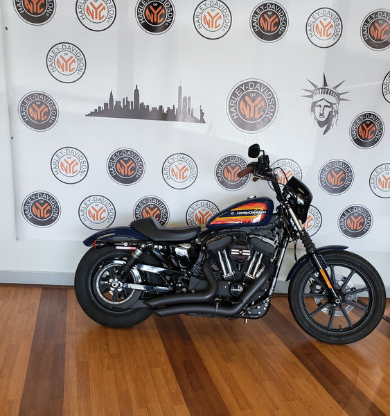 2020  PRE- OWNED HARLEY- DAVIDSON  IRON 1200