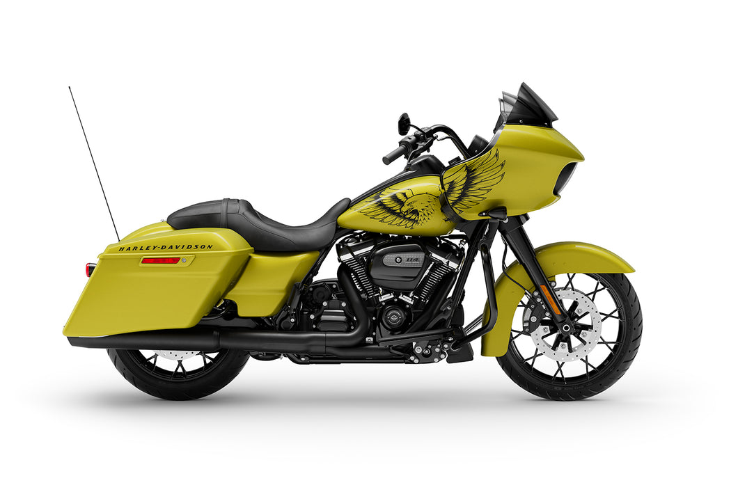 2020  Harley-Davidson FLTRXS Eagle- Eye Special Edition (includes  RDRS)