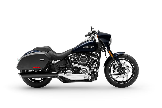 2020  HARLEY- DAVIDSON FLSB  SOFTAIL  SPORTGLIDE WITH MILWAUKEE- EIGHT 107 MOTOR