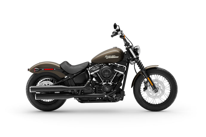 2020  HARLEY- DAVIDSON FXBB SOFTAIL STREETBOB WITH MILWAUKEE- EIGHT 107 MOTOR