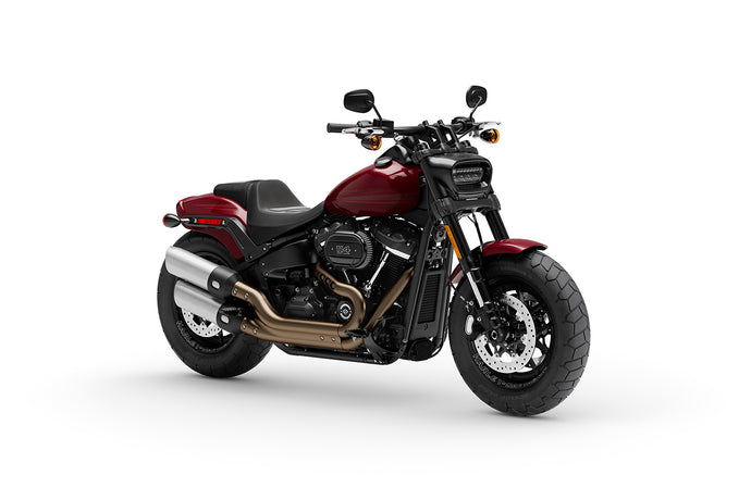 2020  HARLEY- DAVIDSON FXFBS  SOFTAIL  FATBOB  WITH MILWAUKEE- EIGHT 114 MOTOR
