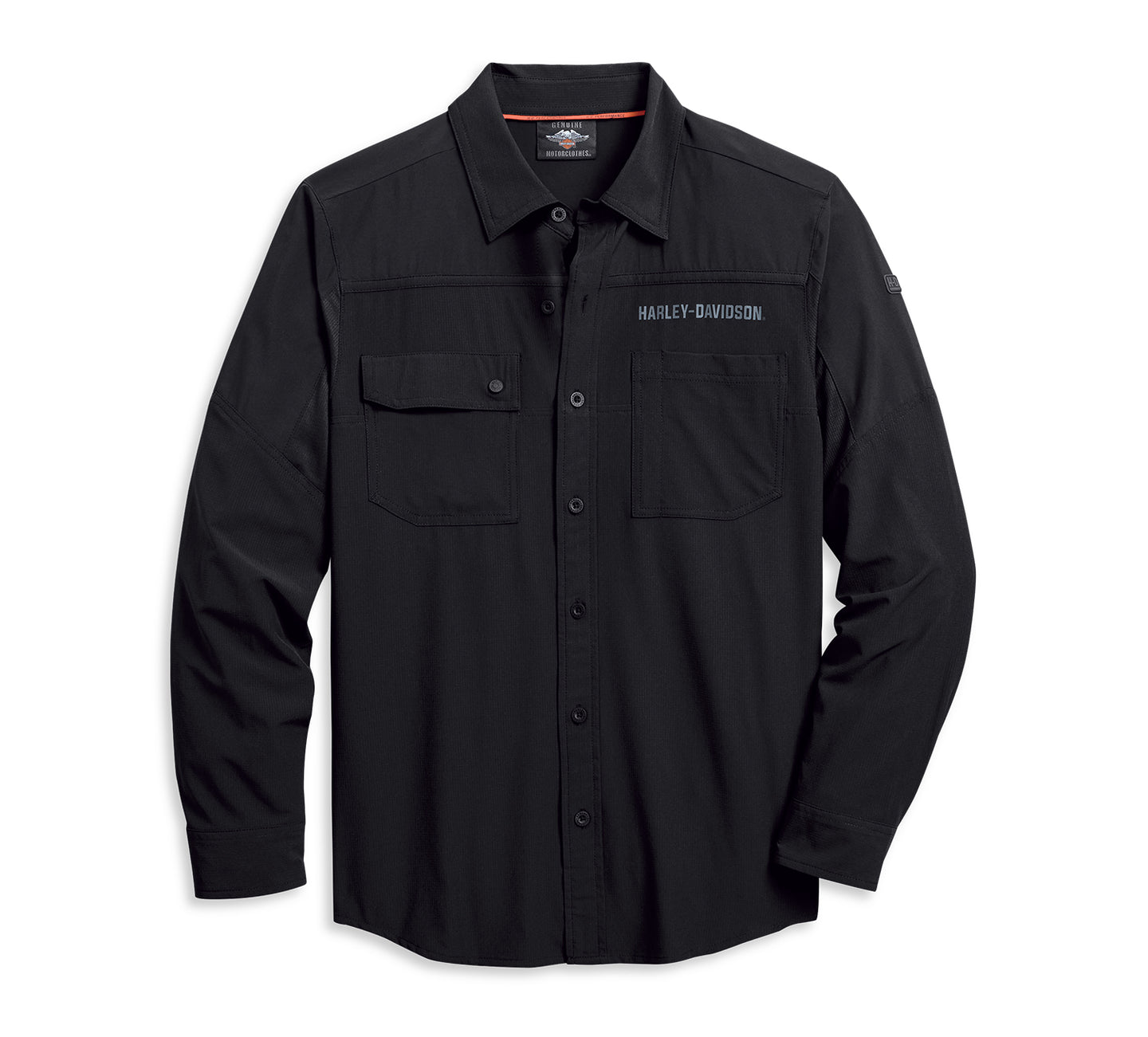 front-harley-davidson-genuine-performance-fast-dry-vented-shirt