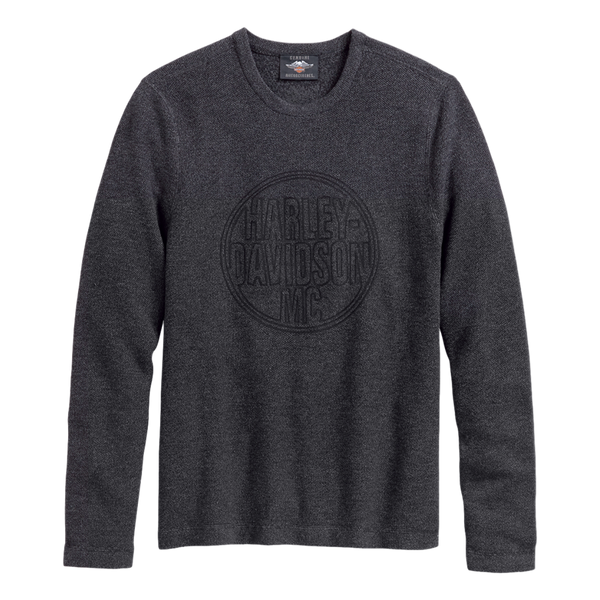 Men's Circle Logo Sweater