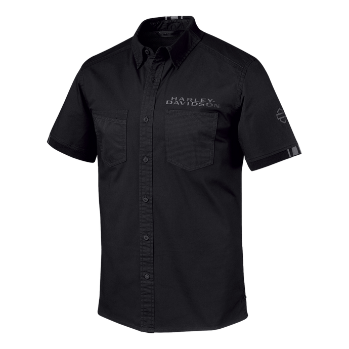front-harley-davidson-genuine-mens-performance-mesh-stretch-shirt