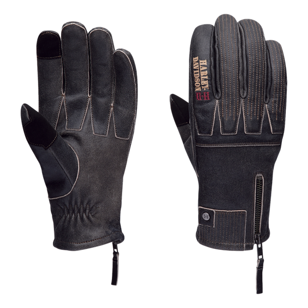 Men's Exhort Leather Gloves