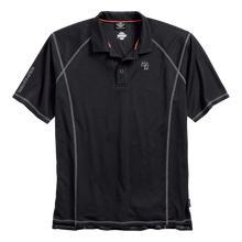H-D Performance Polo W/ Coldblack Technology