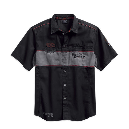 Men's Iron Block Shirt