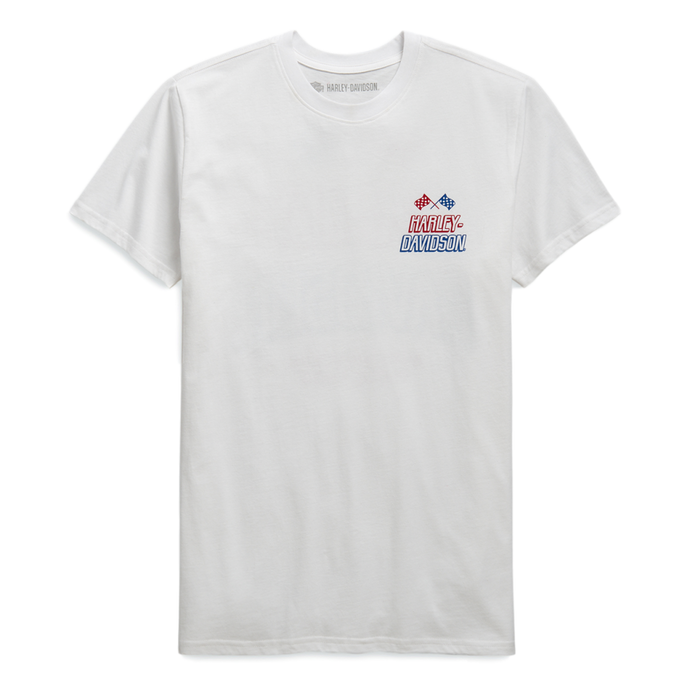 Men's Race Flag Tee