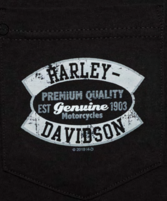 Harley Davidson of New York City Limited Edition Design