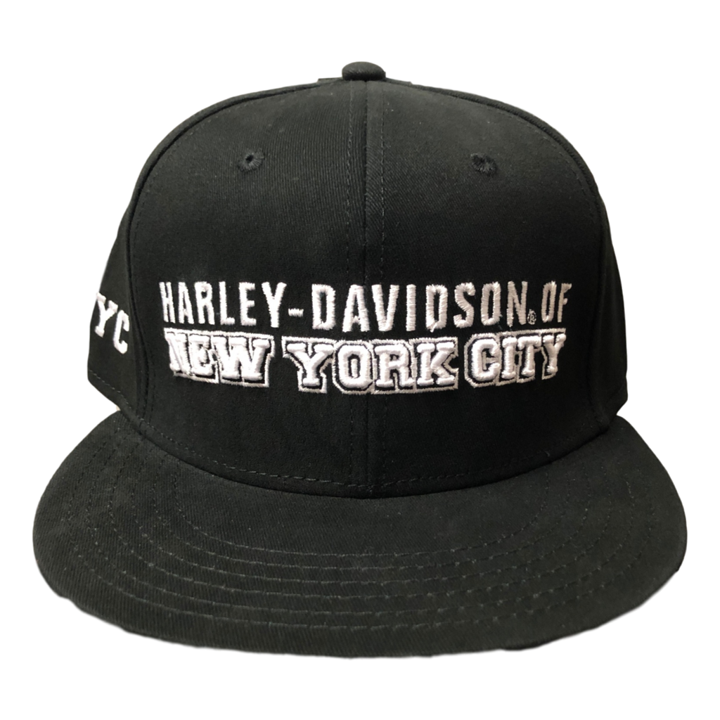 b3aa54379e500 Harley-Davidson NYC Exclusive Fitted Hat