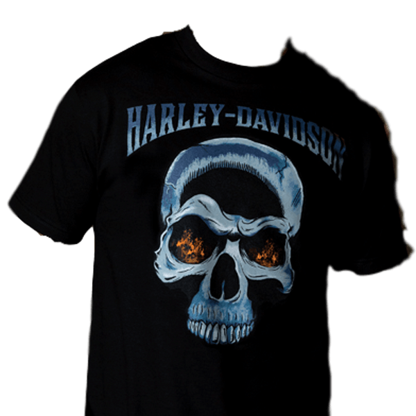 H-D Of NYC Johnny Blaze Tee