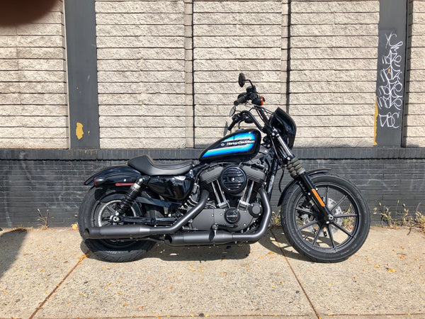 2019  PRE- OWNED HARLEY- DAVIDSON IRON 1200NS