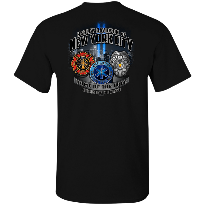 NYC First Responder Tee