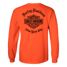 back-harley-davidson-nyc-old-english-long-sleeve-orange-tee