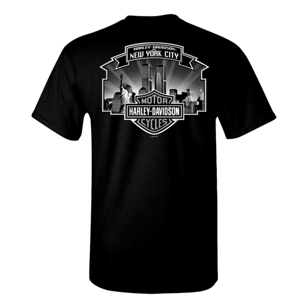 NYC Exclusive Short Sleeve Skyline Tee