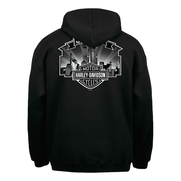 NYC Exclusive Skyline Pullover Hoodie