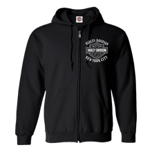 front-harley-davidson-nyc-skyline-zip-up-hoodie