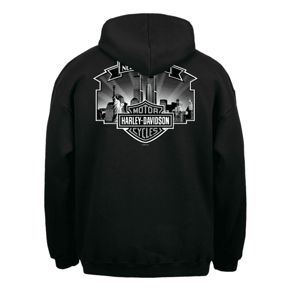 NYC Exclusive Skyline Zip-Up Hoodie