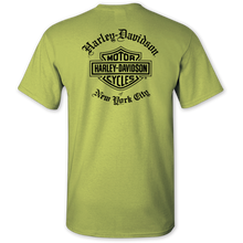 yellow-back-Harley-Davidson-NYC-Exclusive-Old-English-Hi-Vis-Tee