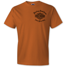 orange-front-Harley-Davidson-NYC-Exclusive-Old-English-Hi-Vis-Tee