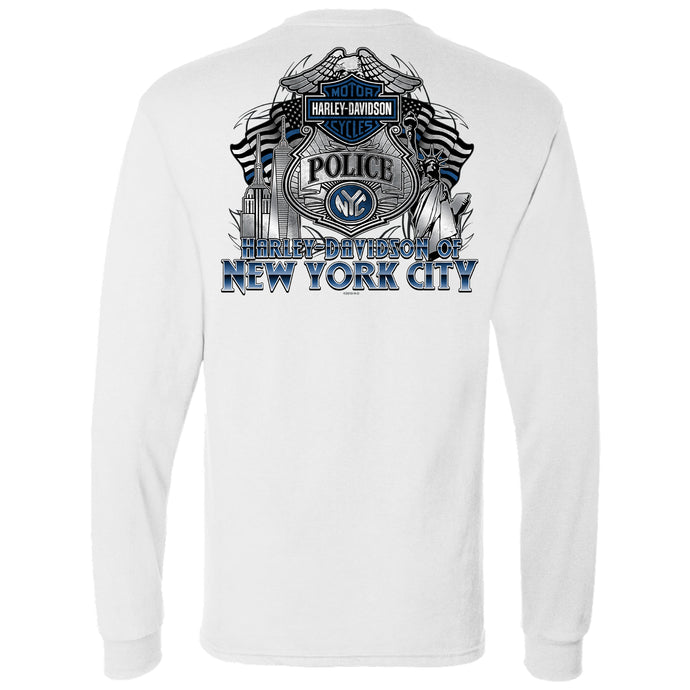 back-harley-davidson-nyc-police-long-sleeve-white