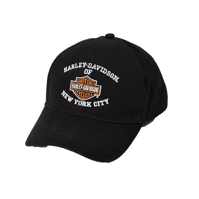 NYC Bar & Shield CAP