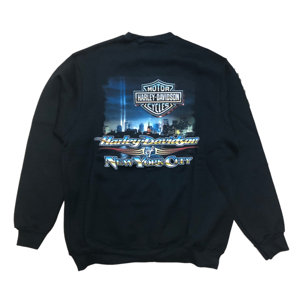 NYC Exclusive Beams Of Light Sweatshirt