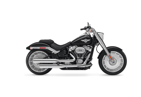 2018 Harley-Davidson FLFBS Fat Boy 114 Milwaukee-Eight® Engine