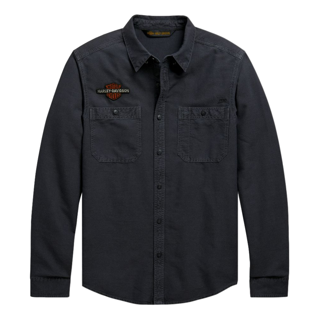 Harley-Davidson Genuine Men's Vintage Eagle Shirt