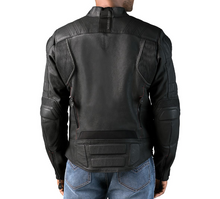 Men's FXRG Gratify Leather Jacket with Coolcore Technology