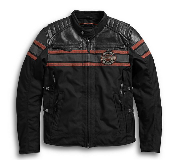 Men's H-D® Triple Vent System Rutland Riding Jacket
